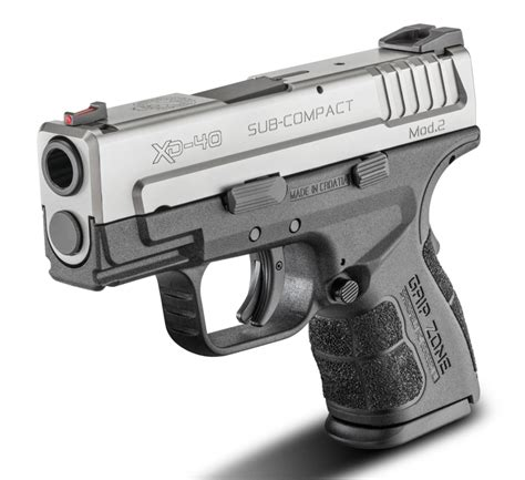 Buy Springfield Armory Xd Mod 2 Bi Tone Sub Compact And Level 3 Light Bearing Duty Holsters For Springfield Xd 40