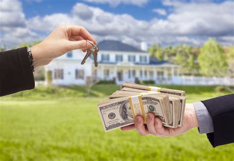 Buying A House Cash Offer