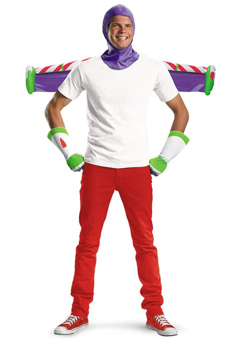 Buzz Lightyear Diy Adult Costume