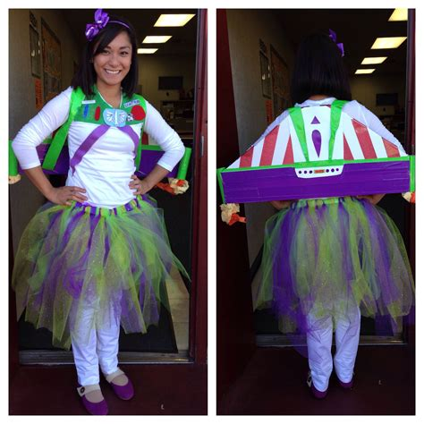 Buzz Lightyear Diy Costume For Women