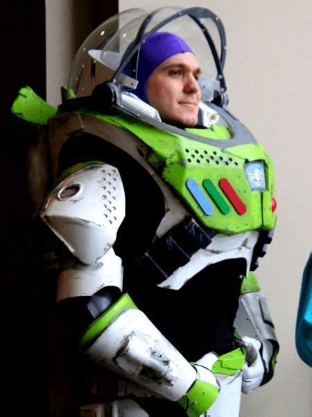 Buzz Lightyear Diy Helmet
