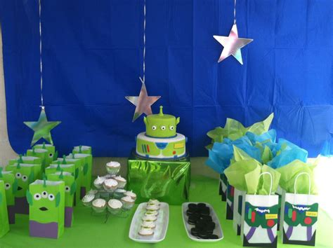 Buzz Lightyear Diy Party Decorations