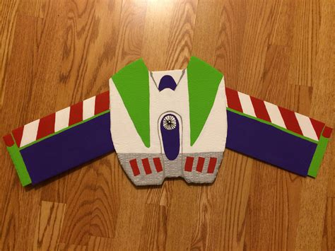 Buzz Lightyear Diy Wings