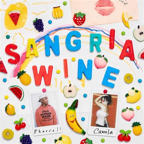 Camila Cabello Sangria Wine