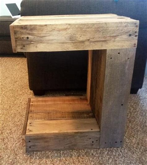 C End Table Diy Projects
