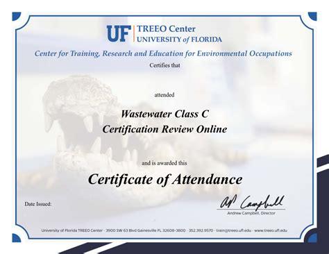 C Certification