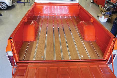 C10 Wood Bed Dimensions