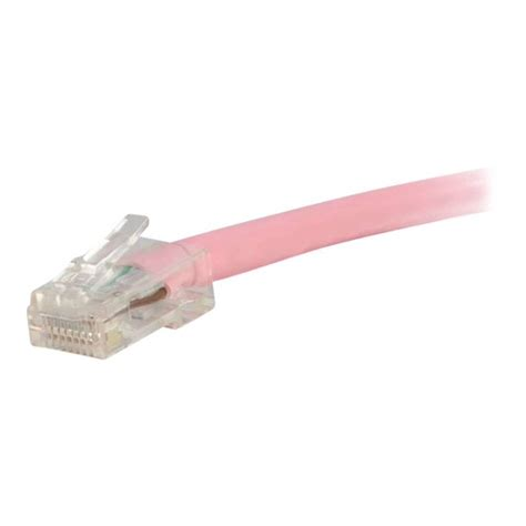 C2G 9Ft Cat6 Non-Booted Unshielded (Utp) Network Patch Cable - Black-4114