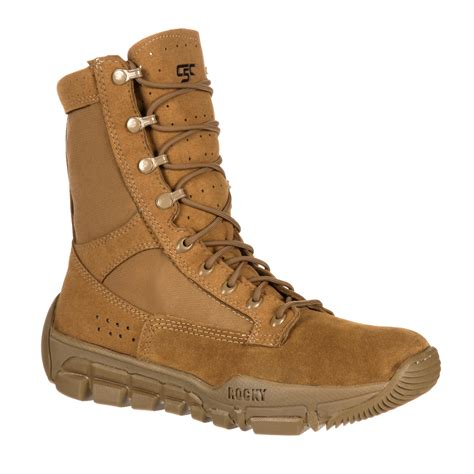 C5C Commercial Military Boot