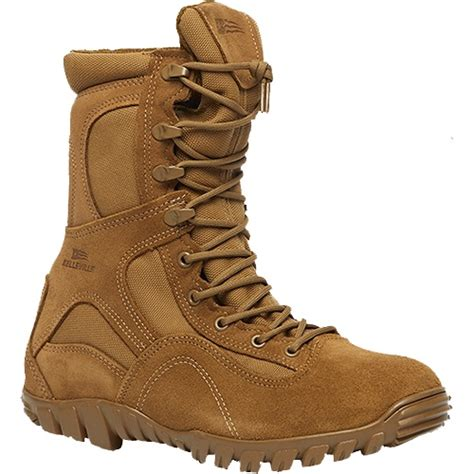 C795 8' 200G Insulated, Waterproof Combat Tactical Boot, Coyote Brown