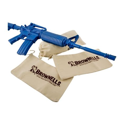 Canvas Shooting Bags Shooting Bag 3-Pak - Brownells Danmark.