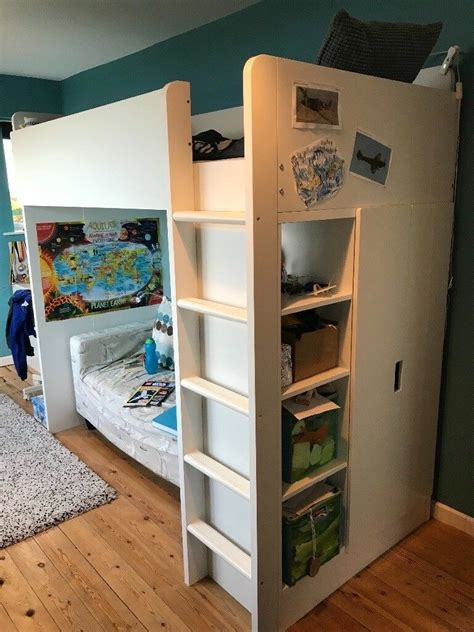 Cabin Loft Bed Diy From Ikea
