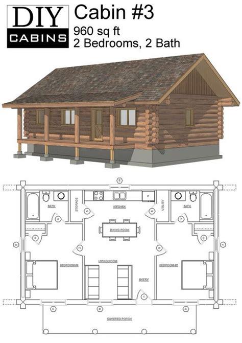 Cabin-Bed-Building-Plans