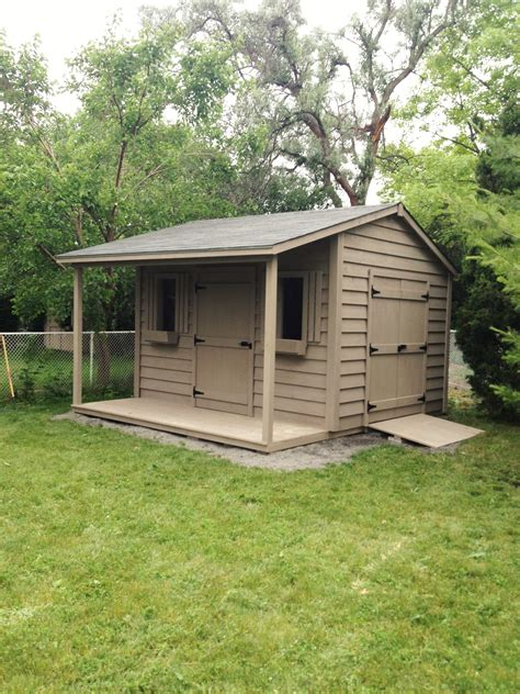 Cabin-Shed-Plans-8x12