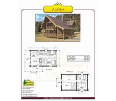 Best Cabin plans for alaska