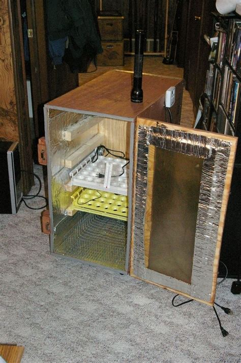 Cabinet Chicken Incubator Plans