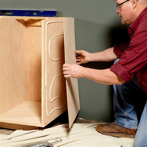 Cabinet Construction Tips