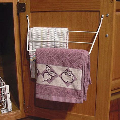 Cabinet Door Kitchen Towel Holder