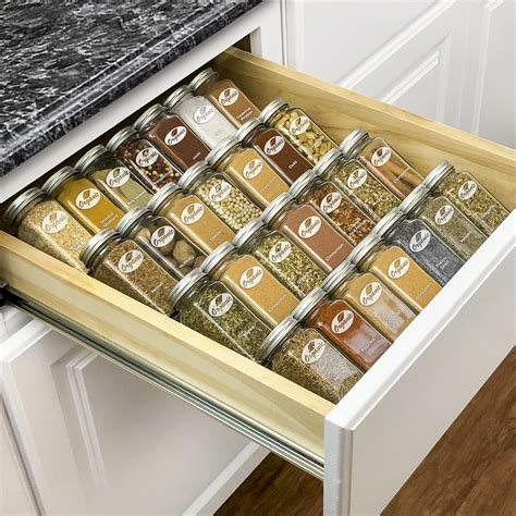 Cabinet Door Storage Tray