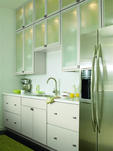 Cabinet Door With Window