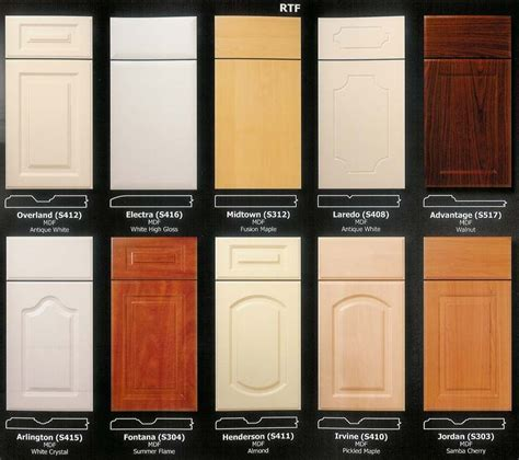 Cabinet Doors And Drawers Wholesale