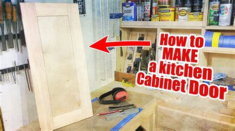Cabinet Doors Making Videos For Youtube