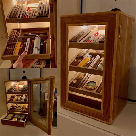 Cabinet Humidor Woodworking Plans