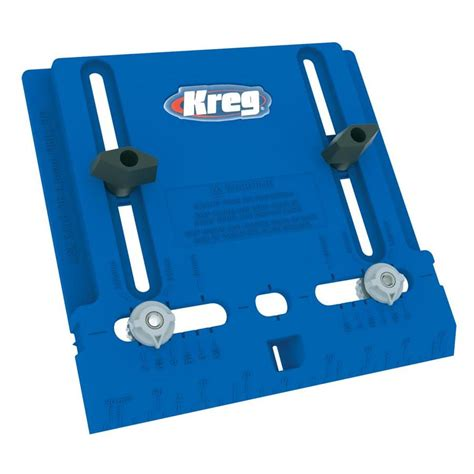 Cabinet Knob Jig Lowes