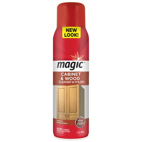 Cabinet Magic Cabinet Cleaner