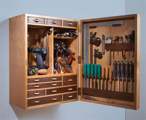 Cabinet Makers Tool Chest Plans