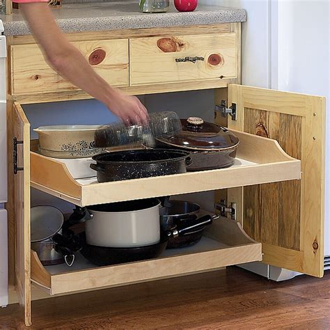 Cabinet Pull Out Drawer Kits