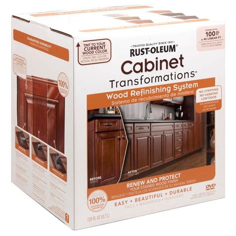 Cabinet Refinishing Diy Kit