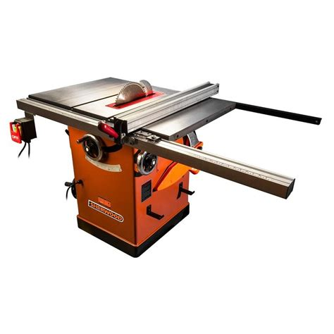 Cabinet Table Saw Reviews 2017