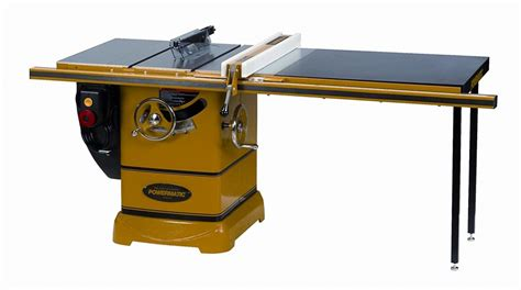 Cabinet Table Saw Reviews And Comparisons