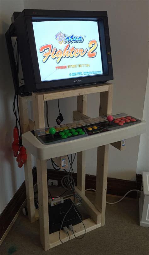 Cabinet-Arcade-Diy