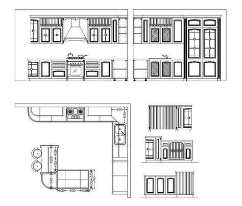 Cabinet-Cad-Block-Plan