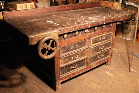Cabinet-Makers-Workbench-For-Sale