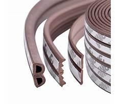Best Cabinet door glass gasket