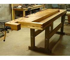 Best Cabinet makers workbench plans free