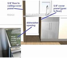 Best Cabinet plans for a dishwasher.aspx