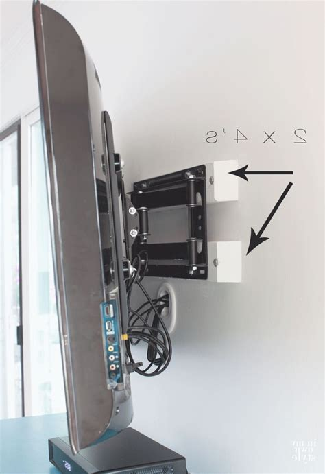 Cable Box Wall Mount DIY