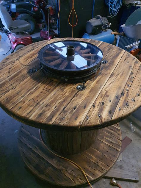 Cable-Drum-Table-Diy