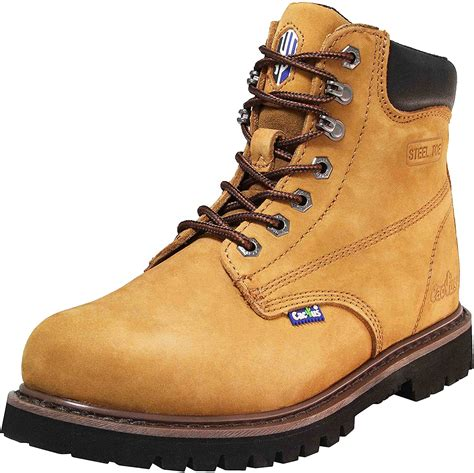 Cactus Men's 611S Leather Work Boots