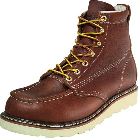 Cactus Premium Men's 6' 6070M Moc-Toe Boot