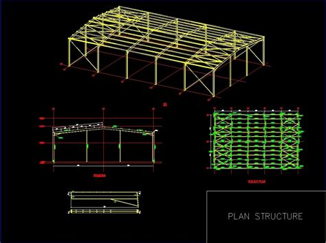Cad-Barn-Plans