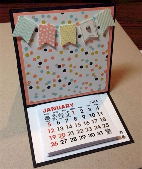 Calendar Diy Ideas