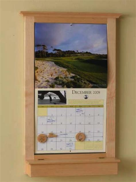 Calendar-Frame-Plans