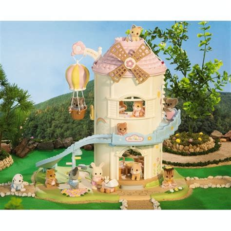 Calico Critters Playhouse