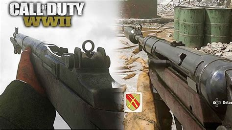 Call Of Duty Ww2 M1 Garand Reload And Deactivated Springfield Armory M1 Garand
