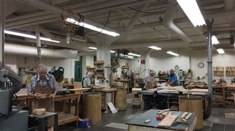 Cambridge Seniors Woodworking Club